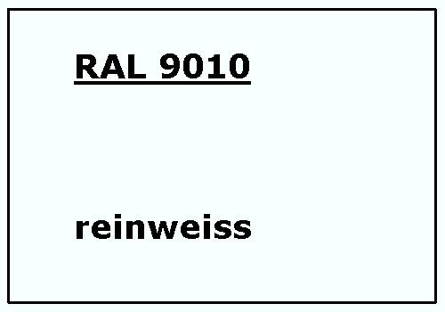 RAL 9010 rein-weiß glänzend
