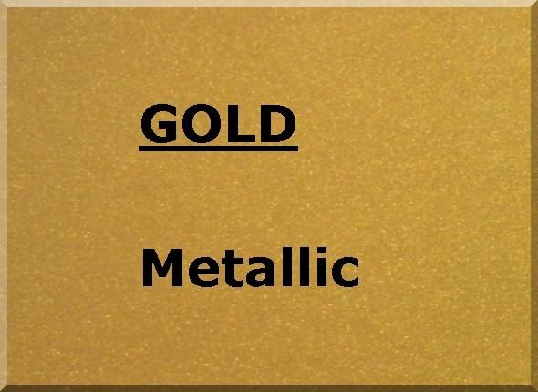 GOLD EFFEKT Metallic glänzend 500g