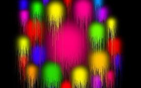 Neon & Fluorescent colours