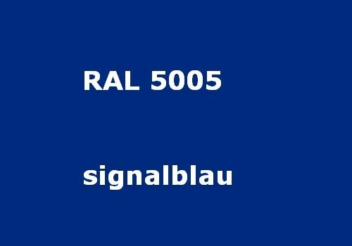 RAL 5005 signal-blau glänzend