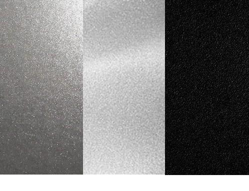 STARTER-SET 3x Struktur-Farben je 250g
