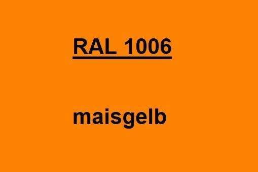 RAL 1006 mais-gelb glänzend