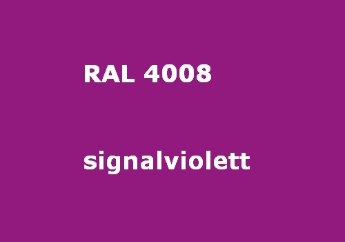 RAL 4008 signal-violet glossy