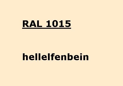 PULVERLACK Beschichtungspulver Pulverbeschichtung  RAL1015 Elfenbein