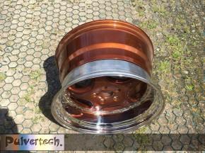 KUPFER Metallic Lasur 250g