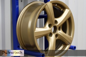 Effect BRASS metallic 250g